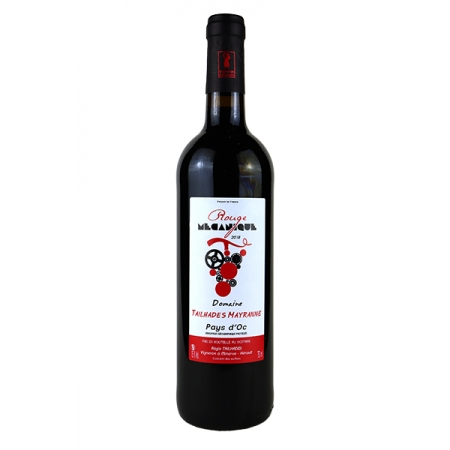 """Domaine Tailhades Mayranne """"Rouge mécanique"""" IGP OC Rouge 2018"""