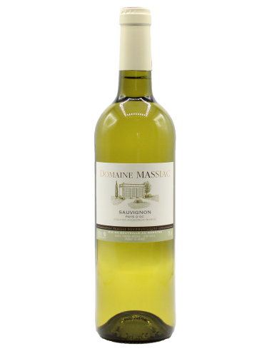 "Château Massiac ""Sauvignon"" IGP Oc Blanc 2020"
