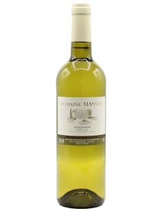 "Château Massiac ""Viognier"" IGP Oc Blanc 2018"