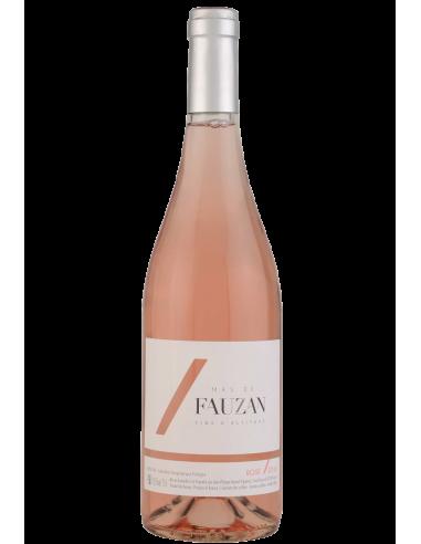 Château de Fauzan IGP Oc Rosé 2020