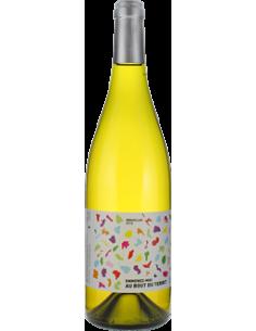 """Clos du Gravillas """"Emmenez-moi au bout du Terret"""" IGP Côtes du Brian Blanc 2019"""