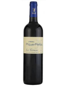 """Château Pique Perlou """"Les Terrasses"""" AOC Minervois Rouge 2018"""
