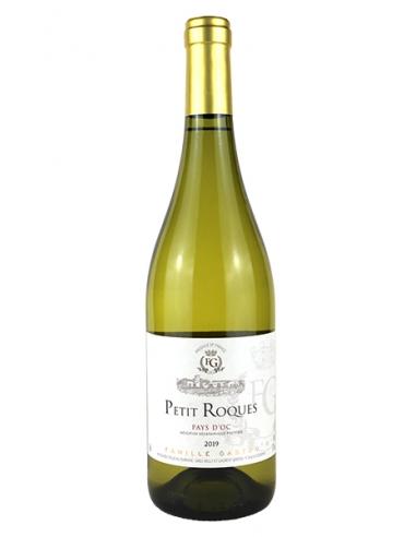 """Clos des Roques """"Le Petit Roques"""" IGP Oc Blanc 2020"""