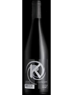 """Domaine de l'Oustal Blanc """"K"""" Vin De France Rouge 2016"""