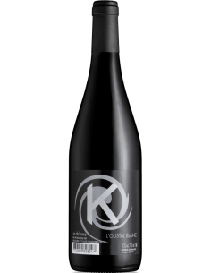 """Domaine de l'Oustal Blanc """"K"""" Vin De France Rouge 2017"""