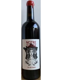 """Domaine de Courbissac """"Notre Terre"""" Vin De France Rouge 2019"""
