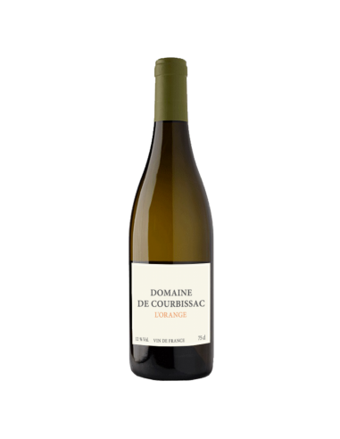 "Domaine de Courbissac ""l'Orange"" Vin De France Orange 2019"