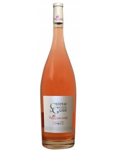 """Château La Grave """"Marie Galante"""" AOC Minervois Rosé 2019 Magnum"""