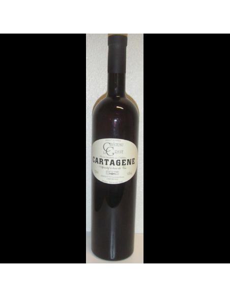 """Château La Grave """"Cartagène"""" Vin de Liqueur"""