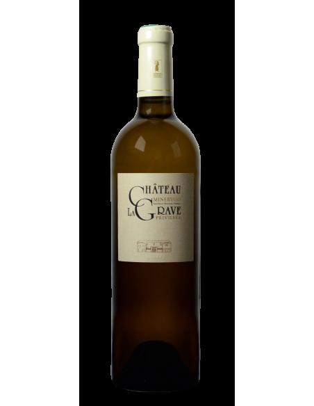 Château La Grave Privilège AOC Minervois Blanc 2016