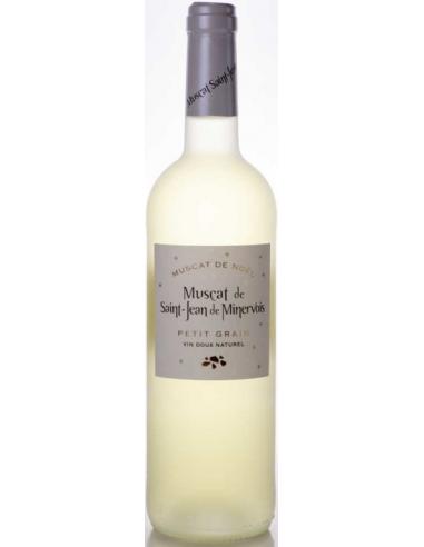 """Cave Le Muscat """"Muscat de Noël"""" Vin Doux Naturel Blanc 2020"""