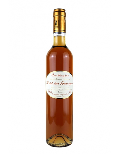 """Domaine des Tourels """"Miel des Garrigues"""" Carthagène - Vin de Liqueur"""