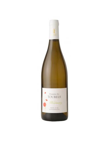 """Domaine des Tourels """"Chardonnay"""" IGP Oc Blanc 2018"""