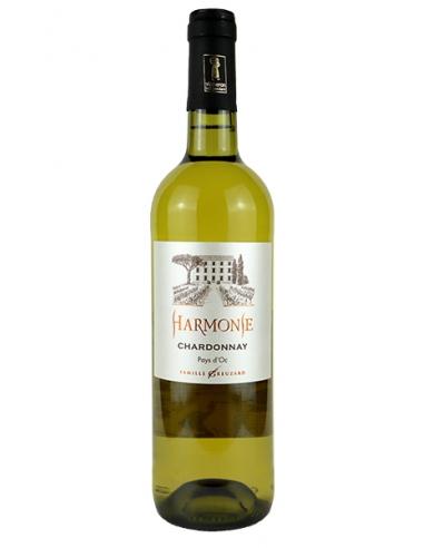 "Domaine de l'Herbe Sainte ""Harmonie Chardonnay"" IGP Oc Blanc 2018"