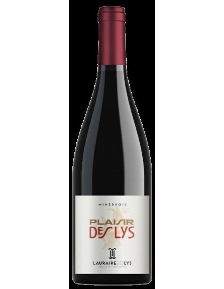 """Domaine Lauraire des Lys """"Plaisir des Lys"""" AOC Minervois Rouge 2019"""