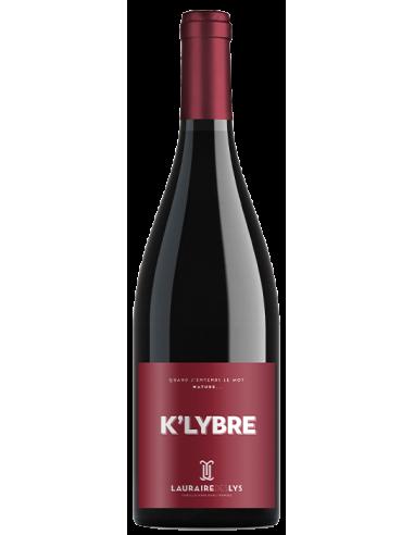 """Domaine Lauraire des Lys """"K'Lybre"""" AOC Minervois Rouge 2019"""
