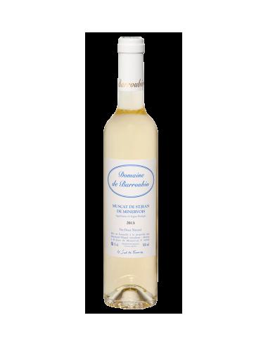 """Domaine de Barroubio """"Cuvée Bleue"""" AOC Muscat de St Jean de Minervois 2017"""