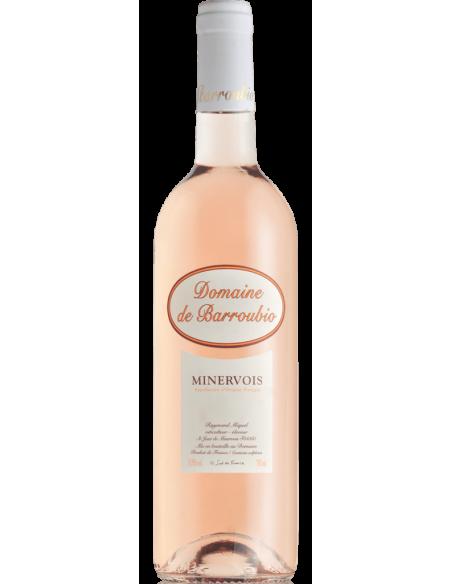 """Domaine de Barroubio """"Tradition"""" AOC Minervois Rosé 2019"""