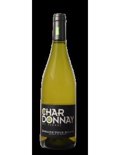 """Domaine Tour Boisée """"Bel Serrat Chardonnay"""" IGP Coteaux de Peyriac Blanc 2019"""