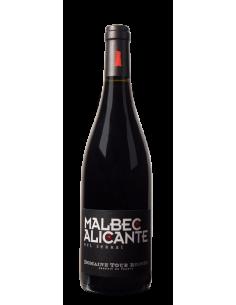 """Domaine Tour Boisée """"Bel Serrat Malbec Alicante"""" IGP Coteaux de Peyriac Rouge 2019"""