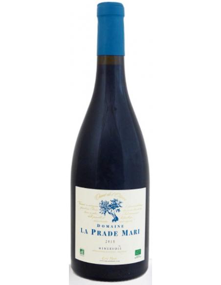"""Domaine La Prade Mari """"Chant de l'Olivier"""" AOC Minervois Rouge 2018"""