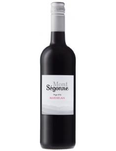 """Les Vignerons de Pouzols Mailhac """"Mont Ségonne Marselan"""" IGP Oc Rouge 2019"""