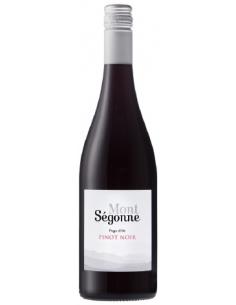 """Les Vignerons de Pouzols Mailhac """"Mont Ségonne Pinot Noir"""" IGP Oc Rouge 2018"""