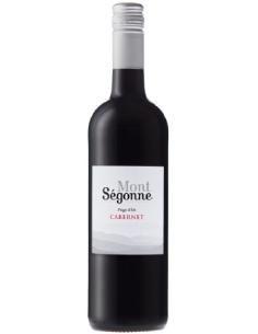 """Les Vignerons de Pouzols Mailhac """"Mont Ségonne Cabernet Sauvignon"""" IGP Oc Rouge 2017"""