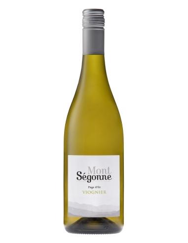 """Les Vignerons de Pouzols Mailhac """"Mont Ségonne Viognier"""" IGP Oc Blanc 2020"""