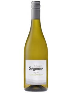 """Les Vignerons de Pouzols Mailhac """"Mont Ségonne Chardonnay"""" IGP Oc Blanc 2020"""