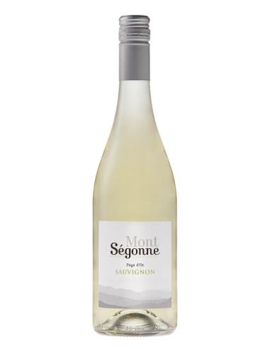 """Les Vignerons de Pouzols Mailhac """"Mont Ségonne Sauvignon"""" IGP Oc Blanc 2020"""