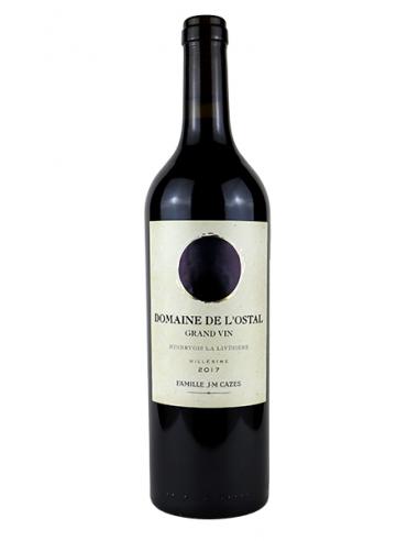 """Domaine de l'Ostal """"Grand Vin"""" AOC Minervois La Livinière Rouge 2017"""