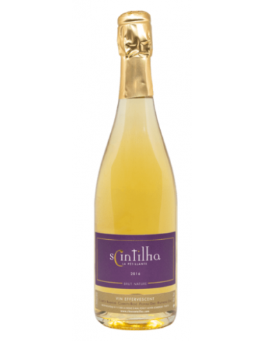 """Clos Centeilles """"Scintilha la pétillante"""" Vin De France 2016"""