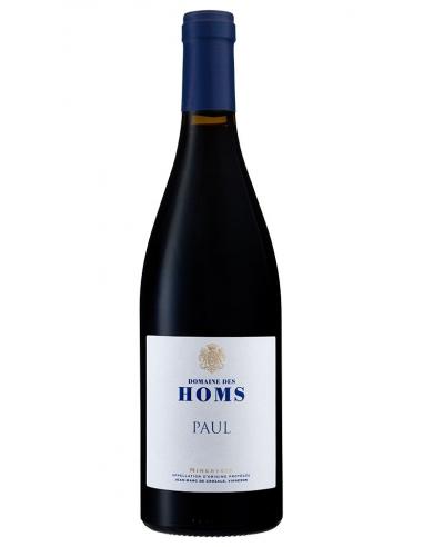 """Domaine des Homs """"Paul"""" AOC Minervois Rouge 2018"""