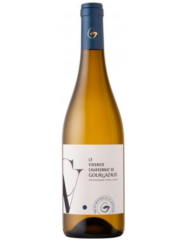 """Château de Gourgazaud """"Viognier-Chardonnay"""" IGP Oc Blanc 2019"""