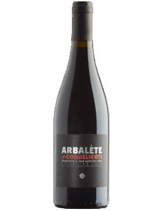 """Domaine Jean-Baptiste Sénat """"Arbalète et Coquelicots"""" AOC Minervois Rouge 2019"""