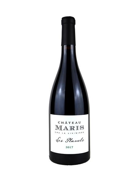 """Château Maris """"Les Planels"""" AOC Minervois La Livinière Rouge 2017"""