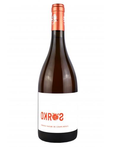"""Château Coupe-Roses """"Okros"""" Vin De France Orange 2020"""