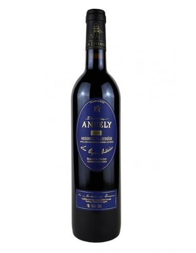 """Domaine Ancely """"Les Vignes Oubliées"""" AOC Minervois La Livinière Rouge 2015"""
