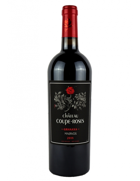 "Château Coupe-Roses ""Granaxa"" AOC Minervois Rouge 2018"