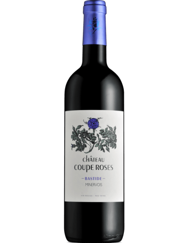"Château Coupe-Roses ""Bastide"" AOC Minervois Rouge 2019"