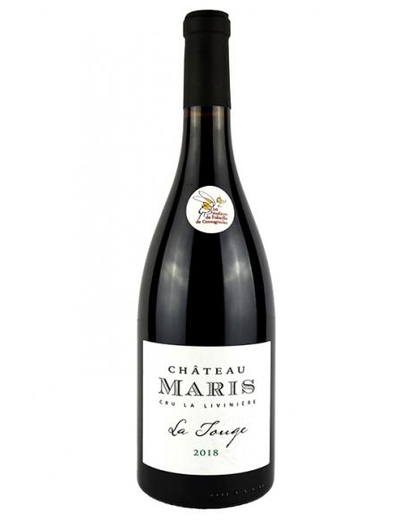 """Château Maris """"La Touge"""" AOC Minervois La Livinière Rouge 2018"""