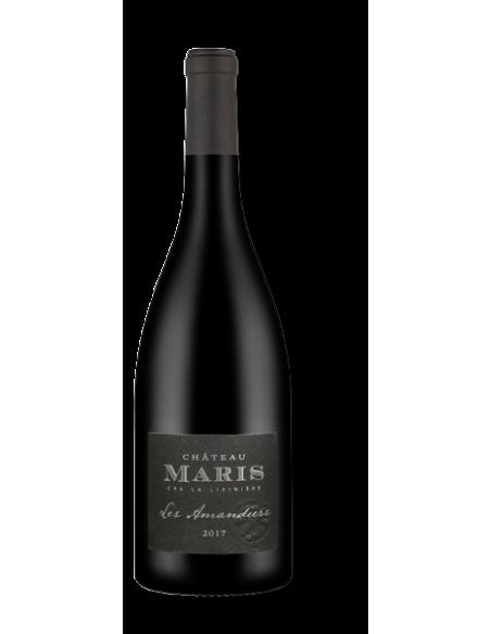 """Château Maris """"Les Amandiers"""" AOC Minervois La Livinière Rouge 2017"""