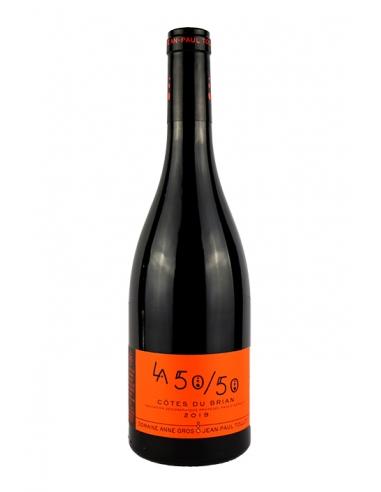 """Domaine Anne Gros & JP Tollot """"La 50/50"""" IGP Côtes du Brian Rouge 2019"""