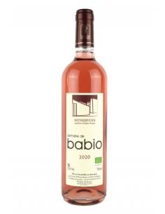 Domaine de Babio AOC Minervois Rosé 2020