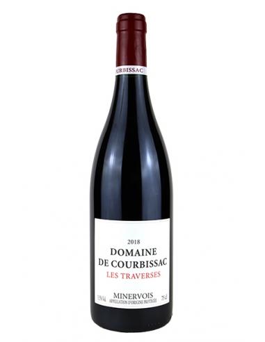 """Domaine de Courbissac """"Les Traverses"""" AOC Minervois Rouge 2019"""