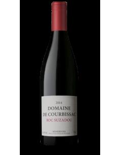 """Domaine de Courbissac """"Roc Suzadou"""" AOC Minervois Rouge 2017"""
