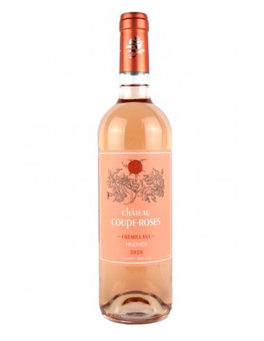 """Château Coupe-Roses """"Frémillant"""" AOC Minervois Rosé 2020"""
