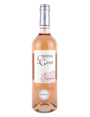 """Château La Grave """"Expression"""" AOC Minervois Rosé 2020"""