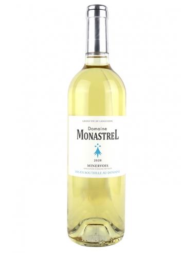 Domaine Monastrel AOC Minervois Blanc 2020